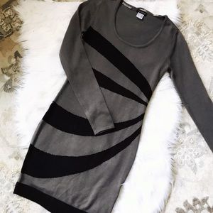 Venus sweater dress